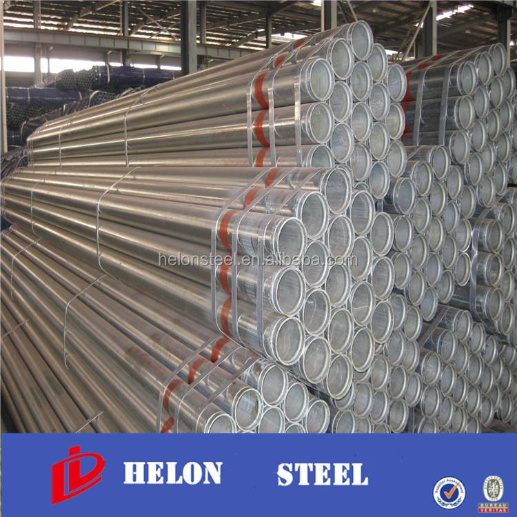 steel tubing ! galvanized imc gi pipe conduit inner threaded gi pipe