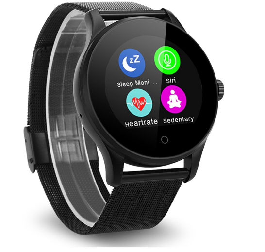 Supports WhatsApp Skype Facebook for Smart Watch IOS