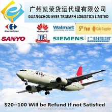 cheap air freight from China to Riga, Latvia
