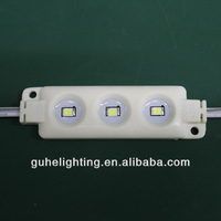 High lumen 12v waterproof led module light for Advertising signs