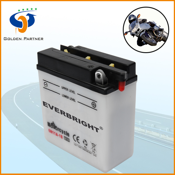 12v and 6v fast start leakage proof 125cc motorcycle battery