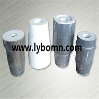 Sliding casting nozzle bricks good price