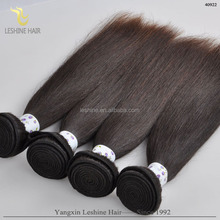 2016 Hot Selling Wholesale Top Quality Human Wet And Wavy Virgin Indian Remy Hair Extension