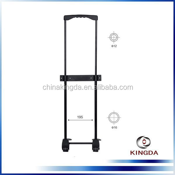 Cheap wholesale luggage trolley spare parts