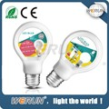 New product!!! safety transporation & full side brightness E27 Slim led bulb light