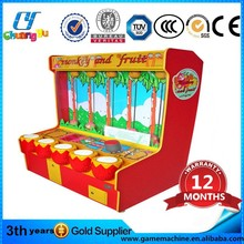 CY-AM01 Monkey And Fruit simulator lottery ticket game machine MANUFACTURER lottery ticket machine