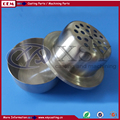China High Quality CNC Machined Stainless Steel Cocktail Shaker Parts