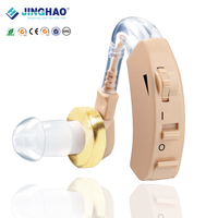 High Quality Electronic Personal Hearing Aid Behind The Ear Sound Amplifier