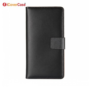 Capa Funda Coque Mobile Phone Accessories Flip Cover Leather Wallet Case for Xiaomi Mi 6 Mi6 with Card Holder Kickstand