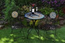 promozione ferro battuto patio tavolo e sedie, shopping online per ... - Metallo Patio Tavolo E Sedie Rotondo