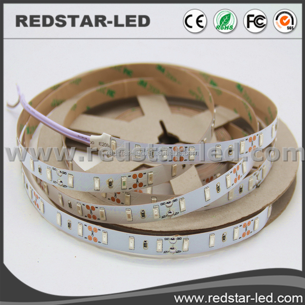 Goeswell Battery Led Strip 5630 60leds 1meter Portable Tape Tv Background 5630 Led Grow Strip Light With Ce Rohs