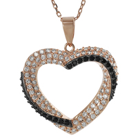 GuangZhou Wholesale Necklace Jewelry Love Heart