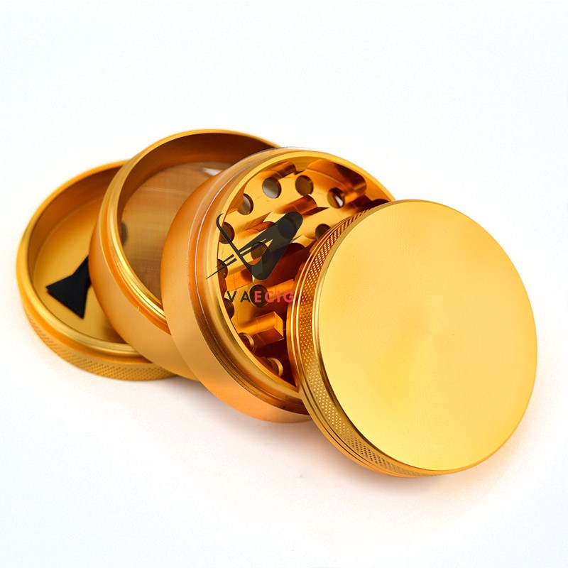 Chinese wholesale 4 Piece Grinder Herb custom herb grinder