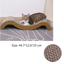 Best Quality Corrugated Paper Cat Scratching Pet Scratcher Pet Toy