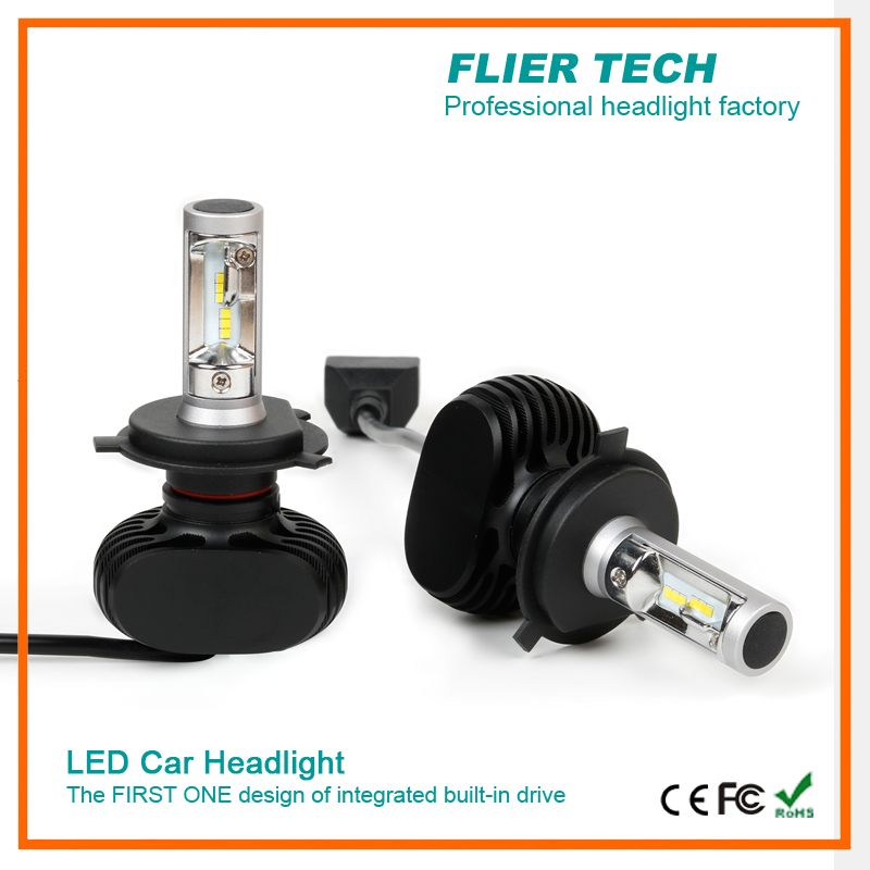 New CSP 881 headlight led car without fan with high quality