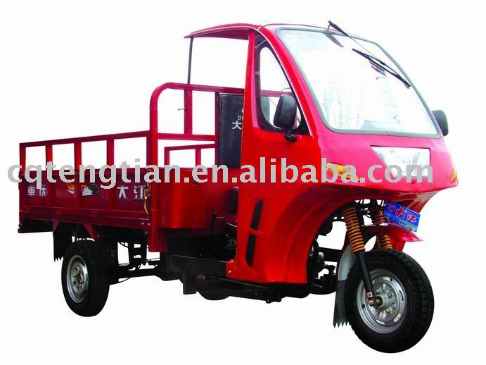 175cc three-wheel motorcycle-tuk