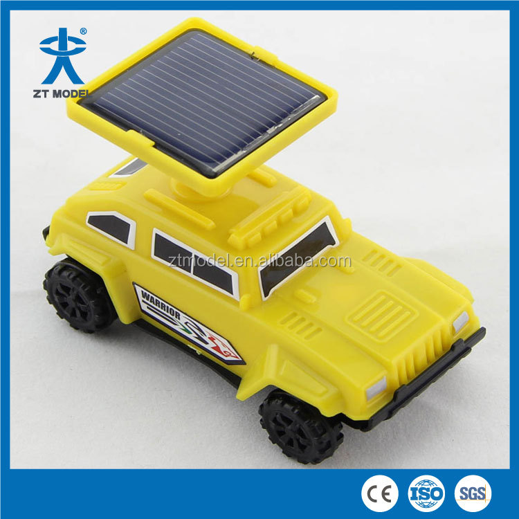 Promotional cheap mini toy solar electric car