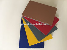 Best price of fire resistant aluminium plastic composite panel with high quality