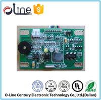 ISO9001 CEM-1 1.0mm Halogen free air purifier pcb