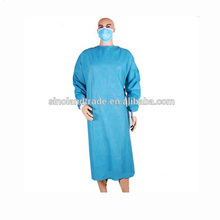 2017 disposable sterile medical surgical gown