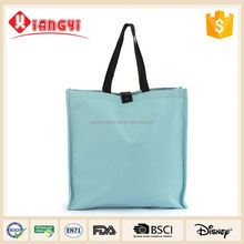 Simple grey best selling foldable shopping tote bag