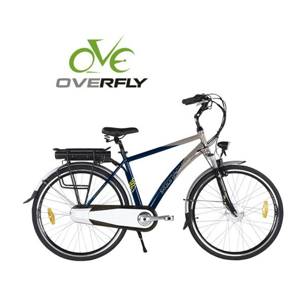2014 Fashionable Man Electric City Bicycle XY-EB002A with Shimano Nexus 3/7/8