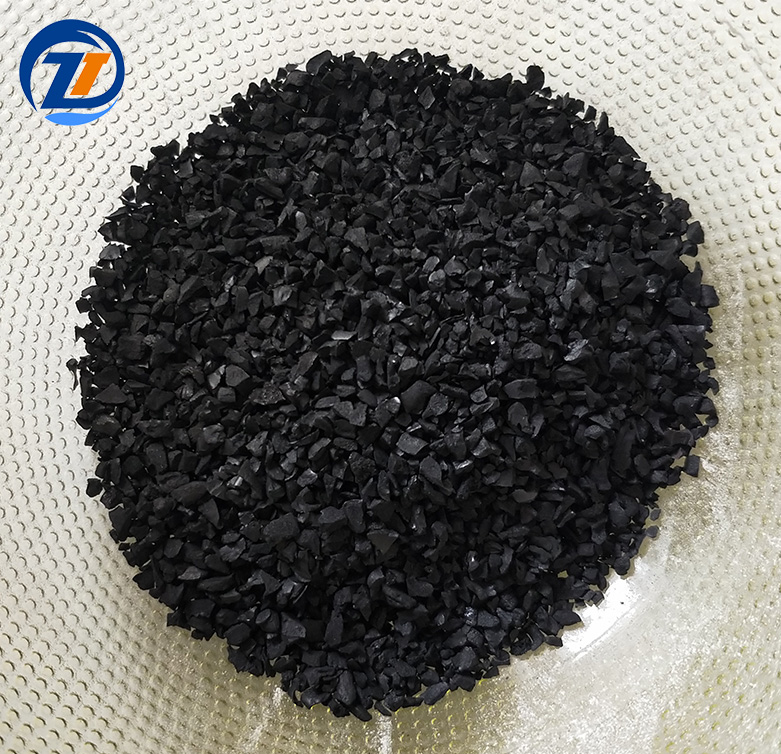 Granule coconut shell activated carbon price for water purification