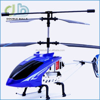 Metal Helicopter 3.5 Channel Infrared Remote Control with Gyroscope & LED Lights.