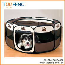 Portable Pop-up Pet Playpen/ dog cat puppy play pen / Pet Portable Folding Playpen