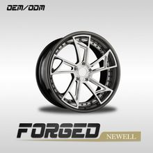 "Forged 3 Piece Wheels Auto Car Wheel 13"" 5 Hole Wheel"