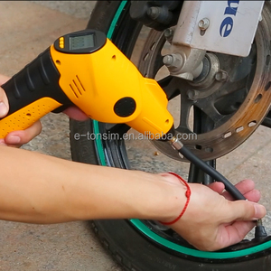 2018 air pump airbag inflator with TPMS