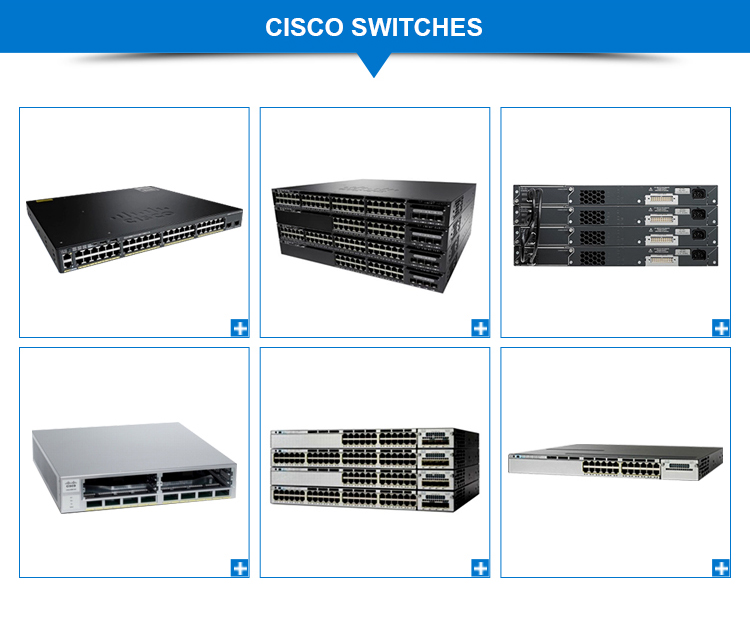 WS-C2960-24TC-L Cisco 24 Port Ethernet switch