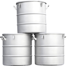 grade promotional stainless steel ice bucket/ wine ice bucket