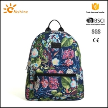High quality waterproof material guangdong fashion rucksack