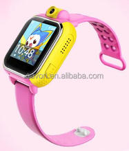 Android gps smart watch, kids gps watch phone, smart watch camera for students