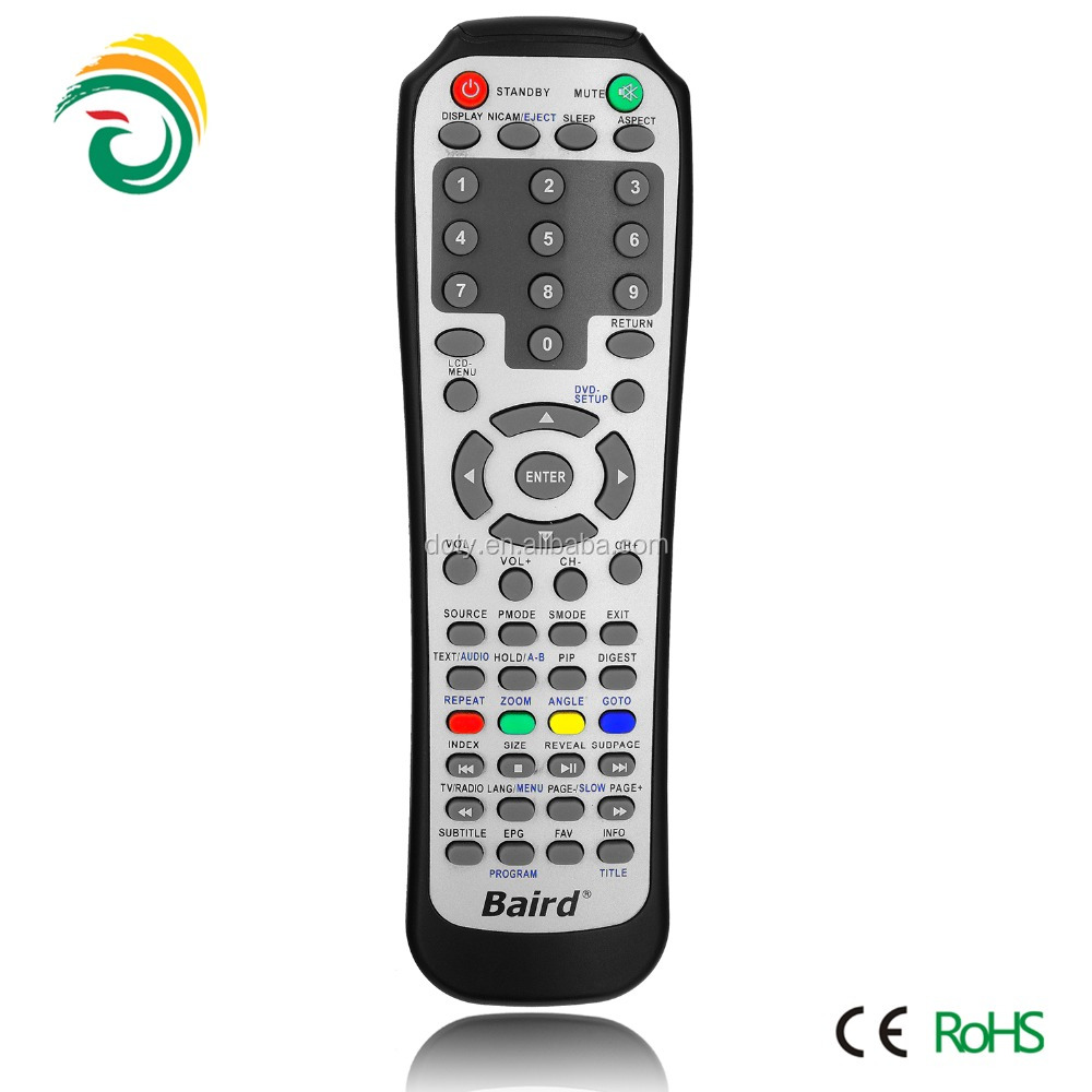 universal tv remote control codes for tv