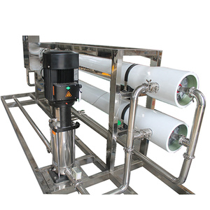 No worries mineral water treatment machine cost