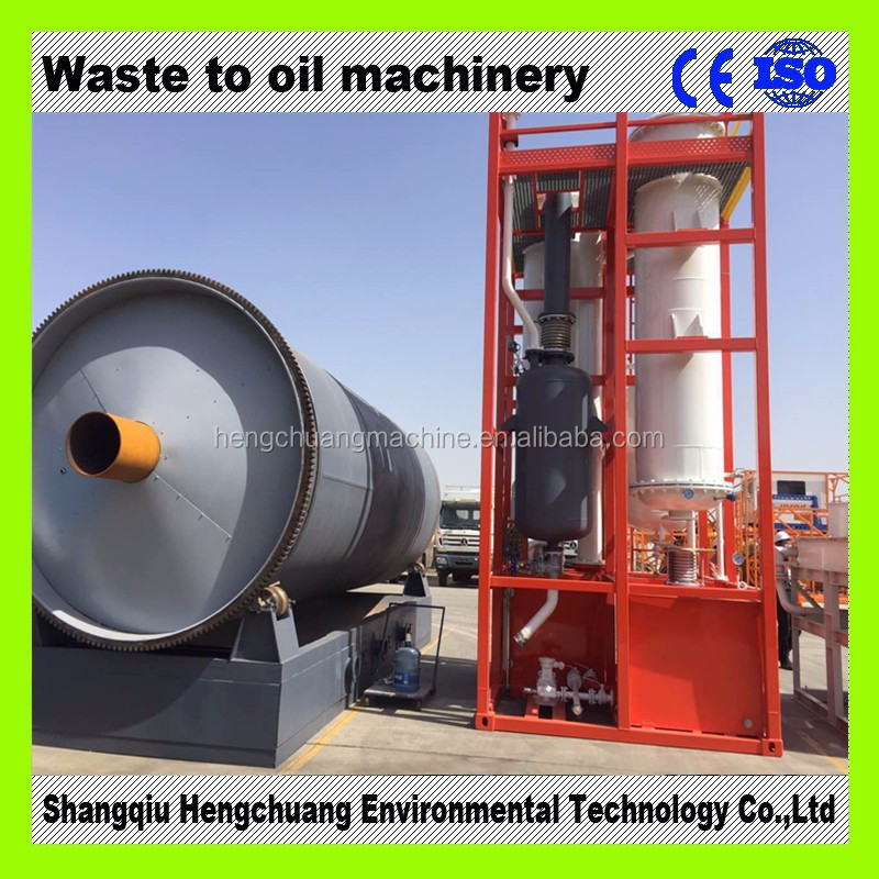 plastic bags recycling machine for sale with 50% high oil output