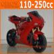 150cc GP Super Pocket Bike