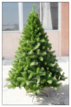 FRONT Door Decoration:150cm-180cm-240cm artificial christmas tree PE mixed PVC christmas tree