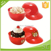 ice cream storage/packaging/sundae containers