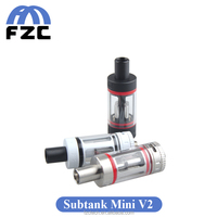 Best selling sub ohm tank original kangertech subtank mini v3 atomizer