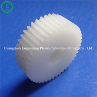 Wholesale price plastic small toy gears plastic uhmwpe gear