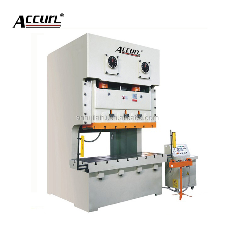 ACCURL 110 ton Mechanical Double Crank Presses for Junction Box Dies and Toolings