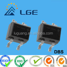 1A 1000V SMD Bridge Rectifier DF10S