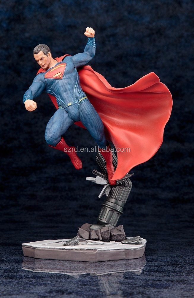Batman vs Superman figure/ Dawn of Justice resin /Superman Statue