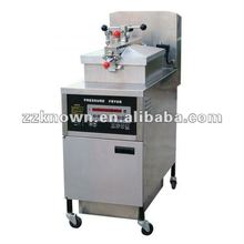 Contious pressure electric fryer chicken wings machine(CE approved,manufacturer)