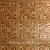 Teak FLOWER multilayer solid wood parquet flooring