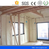 Two Component Spray Polyurethane Isocyanate Resin For Insulation Foam