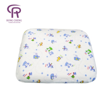 Super Soft Cotton With Natural Latex Head Support Baby Pillow